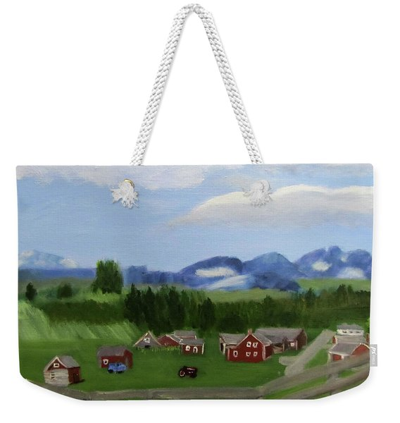 Bar U Ranch Weekender Tote Bag