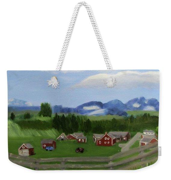 Bar U Ranch Weekender Tote Bag
