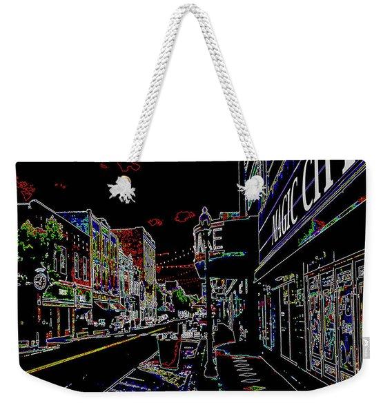 Barberton The Magic City Weekender Tote Bag