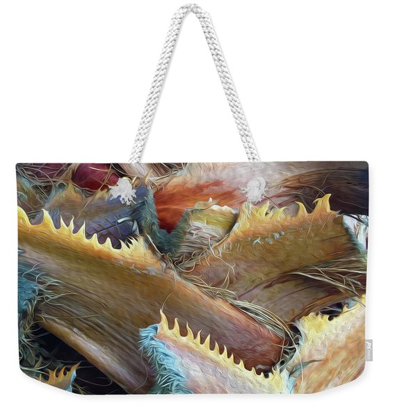 Bark Weekender Tote Bag