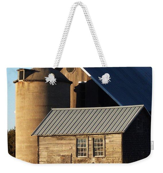 Barn At 57 And Q Weekender Tote Bag