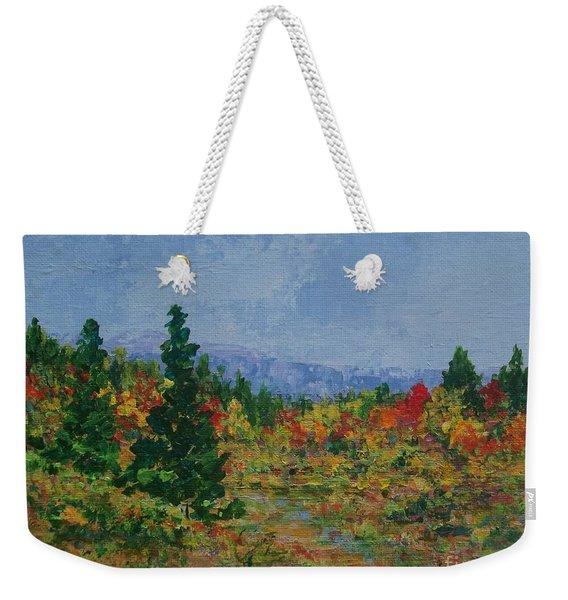 Barnardsville Branch Weekender Tote Bag