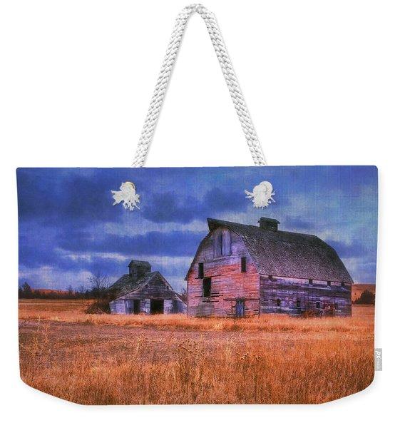 Barns Brothers Weekender Tote Bag
