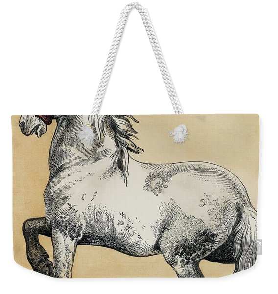 Baroque Art Weekender Tote Bag