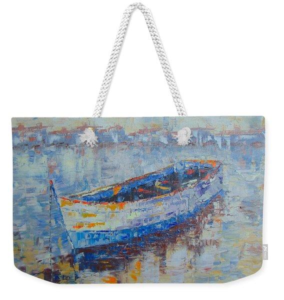 Barque De Marseille Weekender Tote Bag