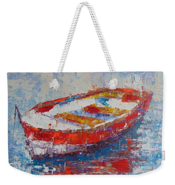 Barque Weekender Tote Bag