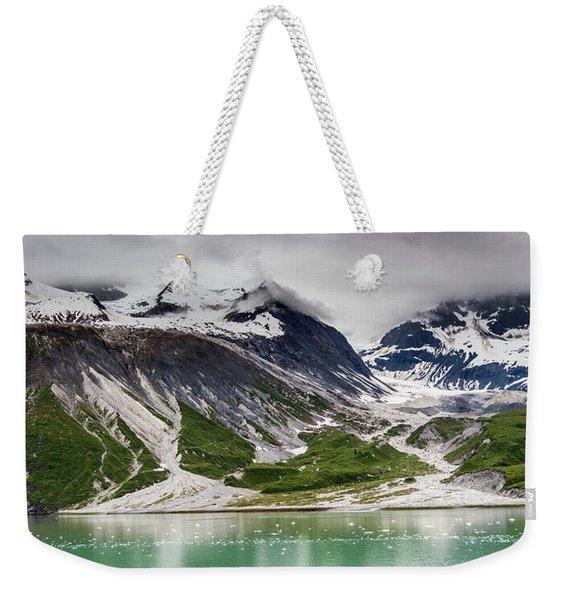 Barren Alaska Weekender Tote Bag