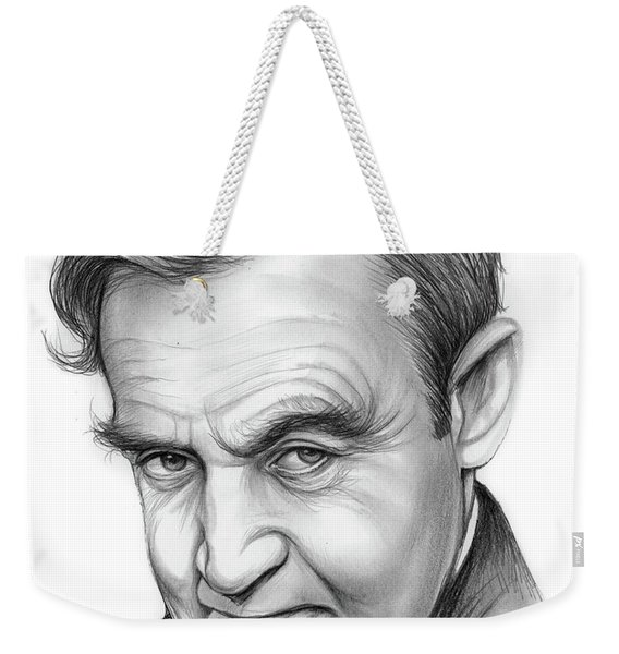 Barry Fitzgerald Weekender Tote Bag