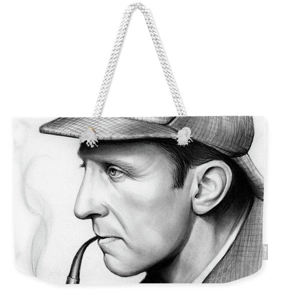 Peter Cushing Weekender Tote Bag