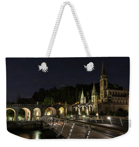 Basilica Of The Immaculate Conception Weekender Tote Bag