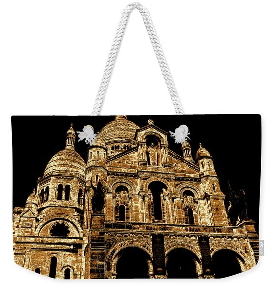 Basilica Of The Sacred Heart Weekender Tote Bag
