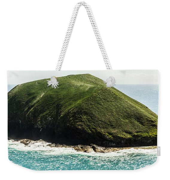 Bass Strait Island Wilderness Weekender Tote Bag