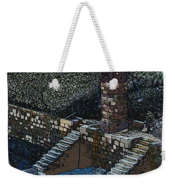 Bassin De Saint-ferreol Weekender Tote Bag