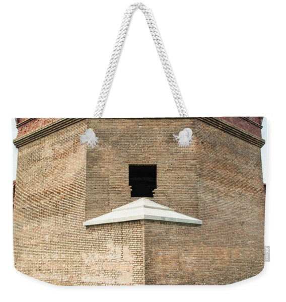 Bastion At Ft Jefferson Weekender Tote Bag