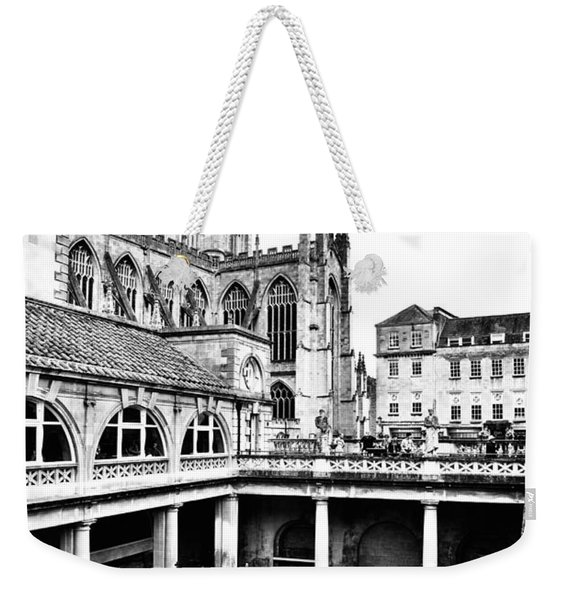 Bath In United Kingdom  Weekender Tote Bag