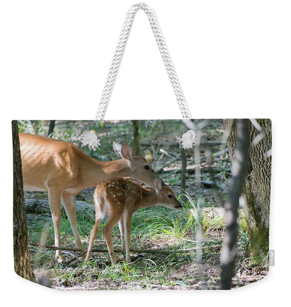 Bath Time Weekender Tote Bag