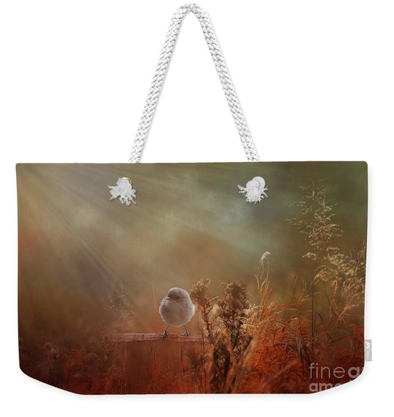 Bathed In Light Weekender Tote Bag
