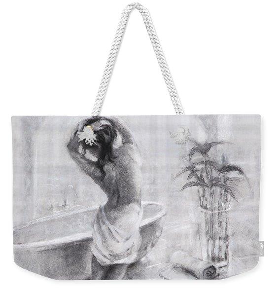 Bathed In Light Weekender Tote Bag