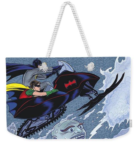 Batman '66 Weekender Tote Bag