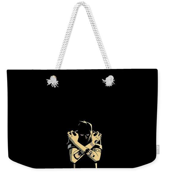 Batman Gotham Adventures Weekender Tote Bag