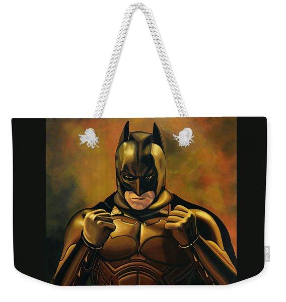 Batman The Dark Knight  Weekender Tote Bag