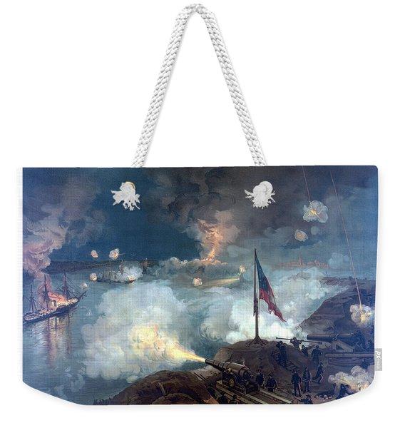 Battle Of Port Hudson Weekender Tote Bag