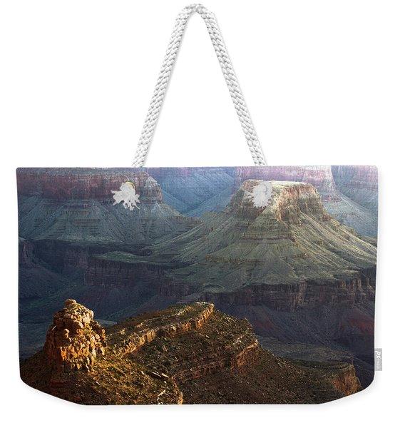 Battleship Rock Weekender Tote Bag