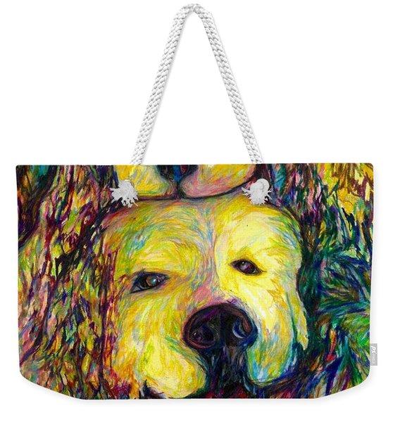 Bauer And Windi Weekender Tote Bag