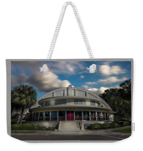 Bay Front Community Center Weekender Tote Bag