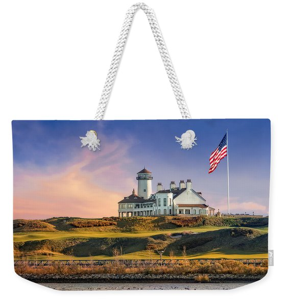 Bayonne Golf Club Weekender Tote Bag
