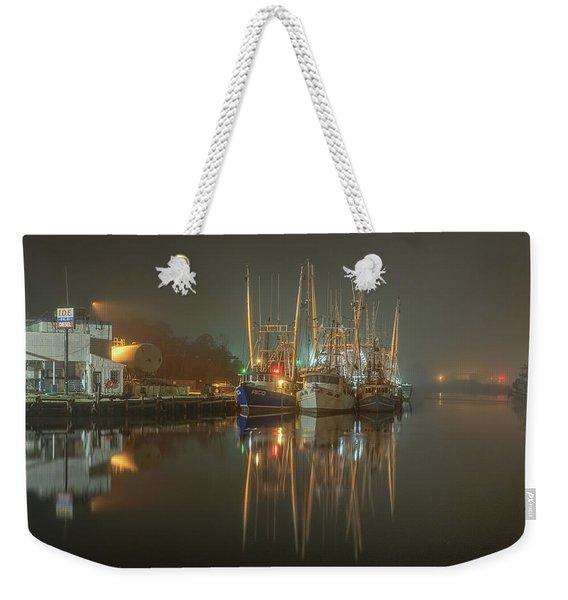 Bayou Fog #1 Weekender Tote Bag