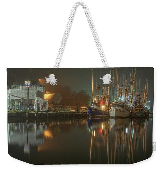 Bayou Fog #2 Weekender Tote Bag