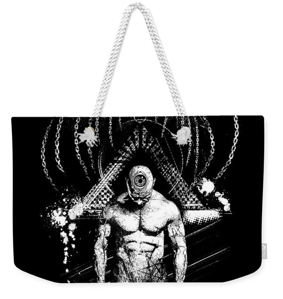 Be Aware Of Your Time... Weekender Tote Bag