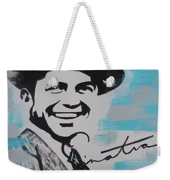 Be Moore Frank Weekender Tote Bag