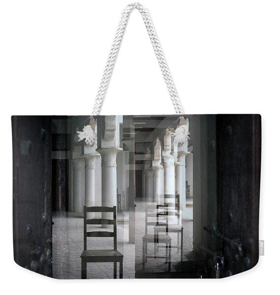 Be Seated Weekender Tote Bag