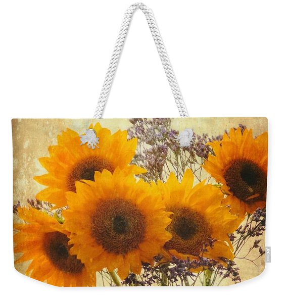 Be Yourself And Shine Weekender Tote Bag