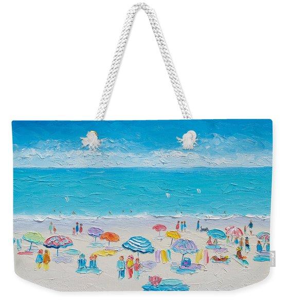 Beach Art - Fun In The Sun Weekender Tote Bag