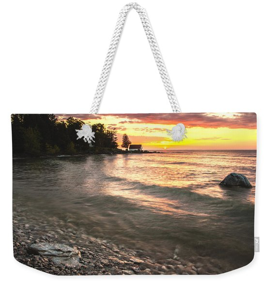 Beach Awakens Weekender Tote Bag