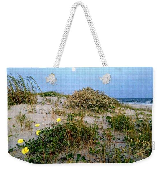 Beach Bouquet Weekender Tote Bag