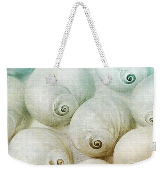 Beach Club Weekender Tote Bag