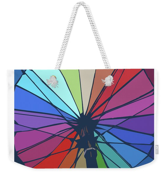 Beach Design By John Foster Dyess Weekender Tote Bag
