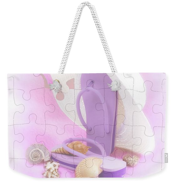Beach Dreams Weekender Tote Bag