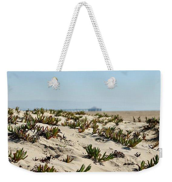 Beach Dune Weekender Tote Bag