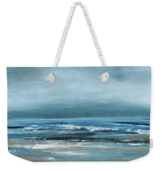 Beach Exercise Weekender Tote Bag