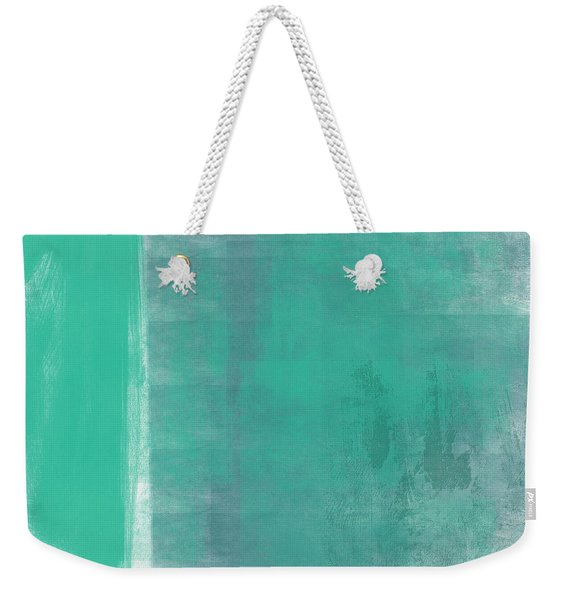 Beach Glass 2 Weekender Tote Bag