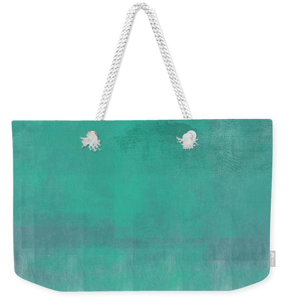 Beach Glass- Abstract Art Weekender Tote Bag