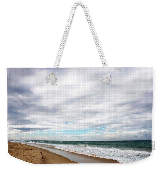 Beach Horizon - Surfer's Paradise Weekender Tote Bag