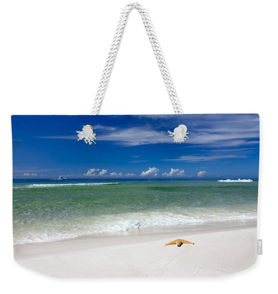 Beach Splendour Weekender Tote Bag