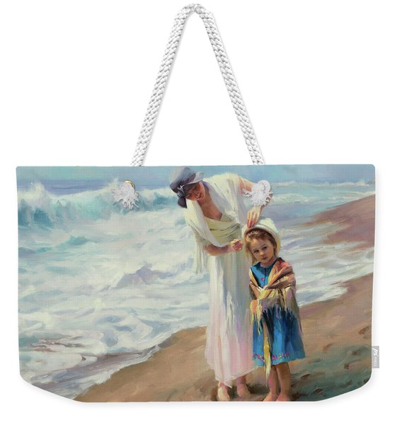 Beachside Diversions Weekender Tote Bag