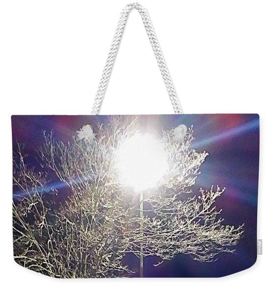 Beacon In The Night Weekender Tote Bag